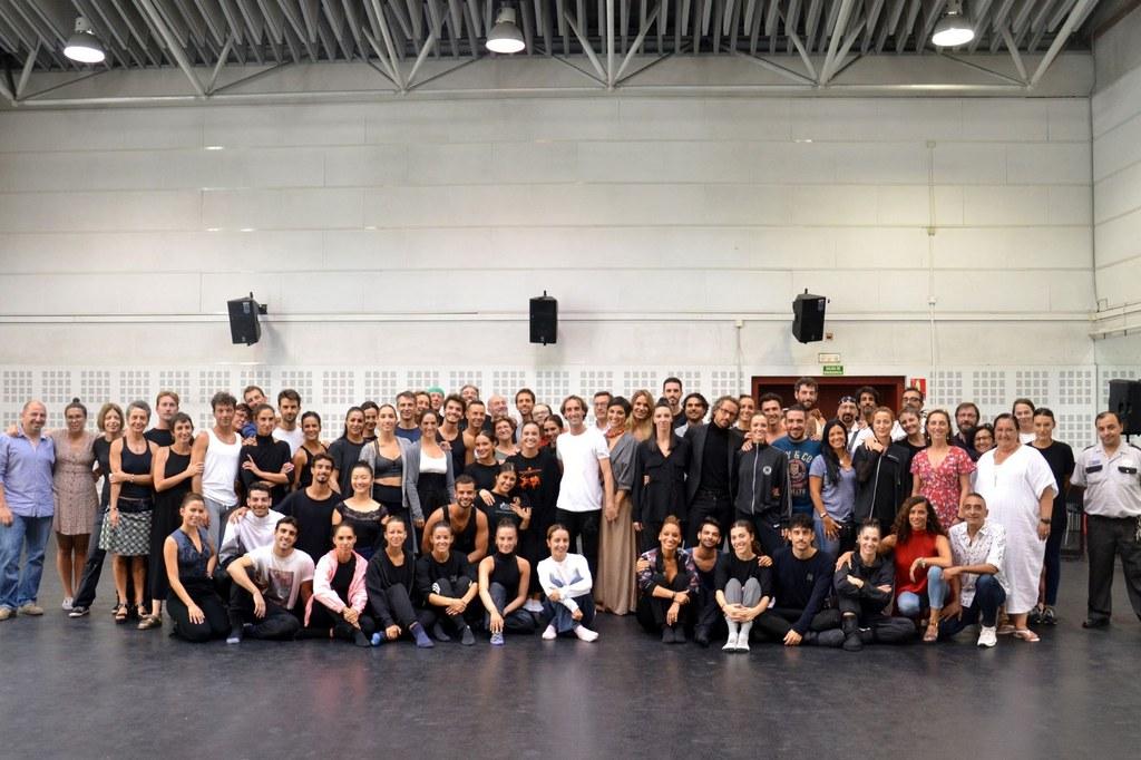 Conoce a los integrantes del Ballet Nacional de España