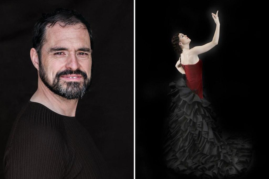 """Gregor Acuña-Pohl: """"He intentado ceñirme al personaje histórico y hacer de ello un ballet interesante para el público""""."""