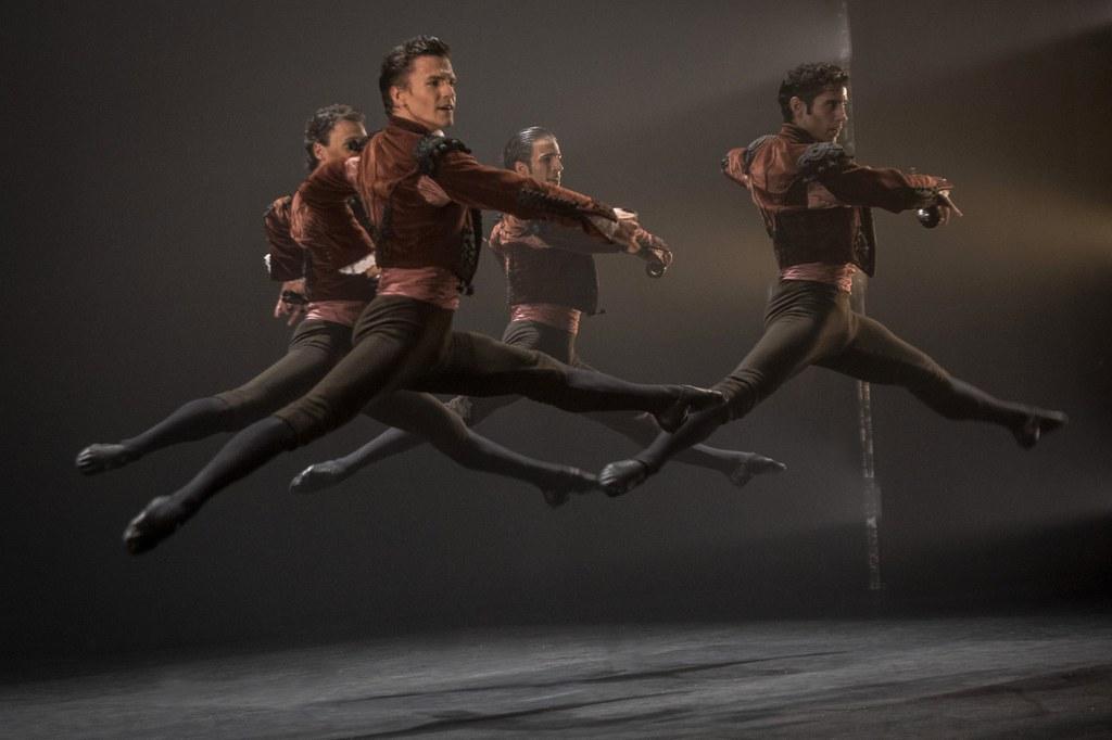 Avance de estrenos y giras del Ballet Nacional de España en 2021