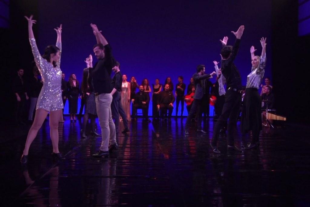 El Ballet Nacional de España canta y baila a la Navidad para que todos estemos unidos a pesar de la distancia