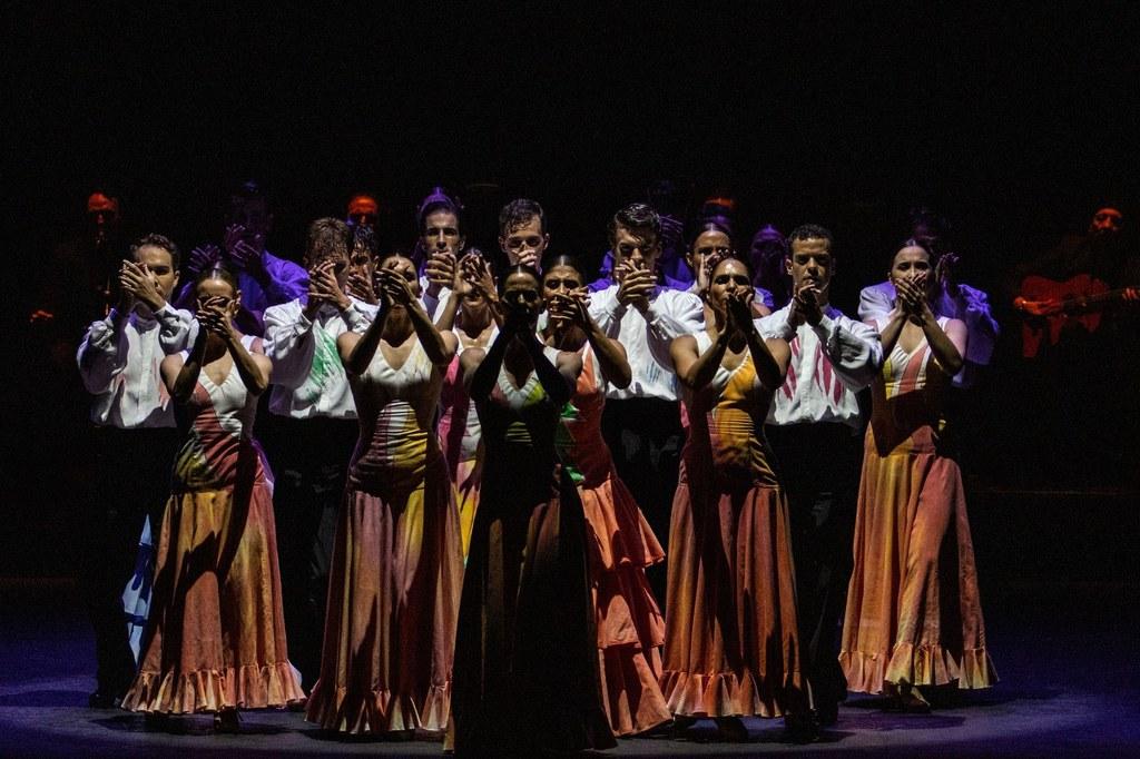 El Ballet Nacional de España cierra la temporada 20/21 con Invocación en el Festival Internacional de Santander