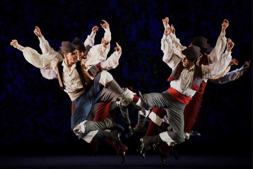 El Ballet Nacional de España comienza en Murcia la temporada 21/22 recordando el genio de Antonio Ruiz Soler