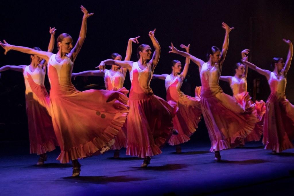 El Ballet Nacional de España comienza las giras de 'Invocación' en el Teatro Circo de Albacete