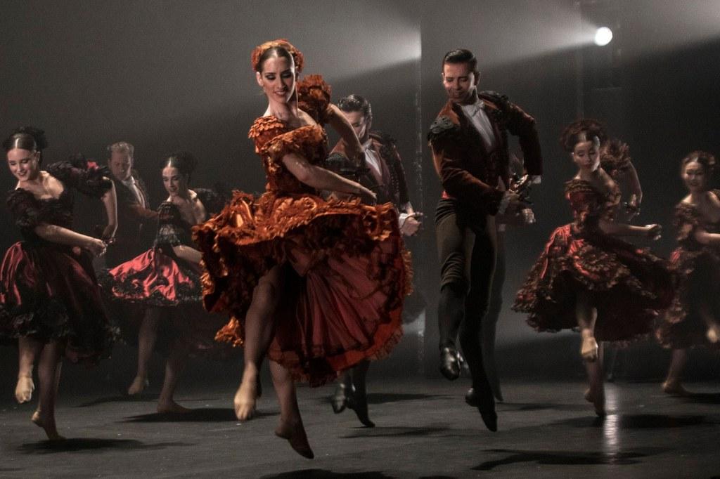 El Ballet Nacional de España lleva la escuela bolera a Zaragoza y Pamplona dentro del programa 'Invocación'