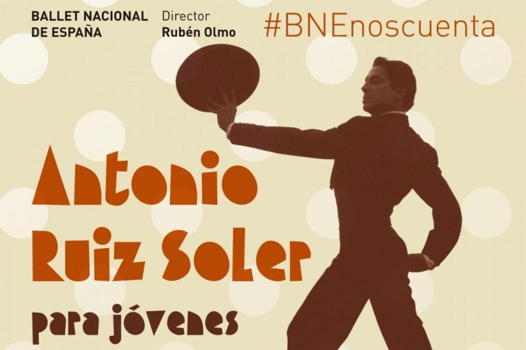 La realidad aumentada ayuda al Ballet Nacional de España a acercar a Antonio el Bailarín a los jóvenes